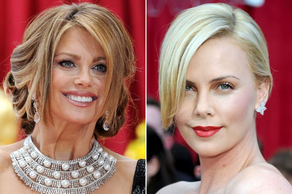 kathy-ireland-charlize-ther